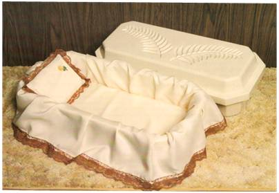 Single Wall Casket